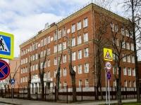 Danilovsky district,  , house 8А к.1. gymnasium