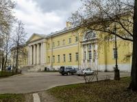 Danilovsky district,  , house 25. hospital