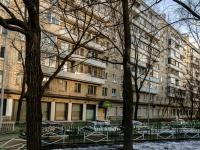 Даниловский район, улица Самаринская, дом 1. многоквартирный дом