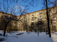 Danilovsky district, Trofimov st, 房屋6