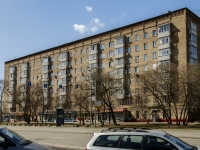 Moscow, Danilovsky district,  , house26 к.1