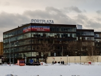 "Danilovsky district, office building Бизнес-центр ""Port Plaza"" ,  , house 6 с.16"