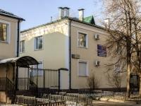 , alley Dalniy, house 2 к.1. governing bodies