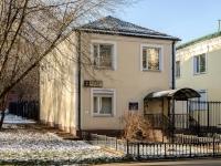 , alley Dalniy, house 2 к.1СТР2. office building