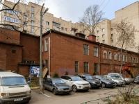Донской район, улица Донская, дом 33 к.1. офисное здание
