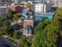Донской район, улица Донская, дом 20. храм Положения Ризы Господней