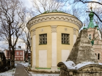 , square Donskaya, house 1 с.18. temple