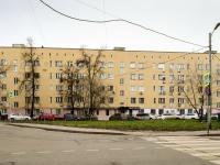 , st Ordzhonikidze, house 5 к.2. Apartment house