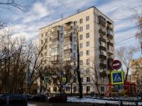 , st Ordzhonikidze, house 6 к.4. Apartment house