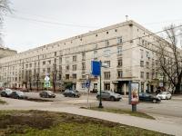 , st Ordzhonikidze, house 9 к.1. Apartment house