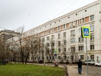 , st Ordzhonikidze, house 9 к.2. Apartment house