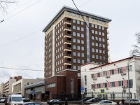 , st Ordzhonikidze, house 11 с.42. office building