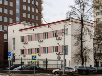 , st Ordzhonikidze, house 11 с.43. office building