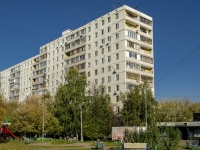 , st Musa Dzhalil, house 15 к.1. Apartment house