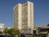 , st Musa Dzhalil, house 19 к.1. Apartment house