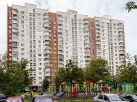 Зябликово район, улица Мусы Джалиля, дом 4 к.5. многоквартирный дом