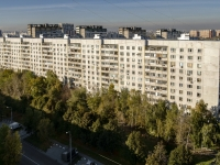 ,  , house 37 к.1. Apartment house