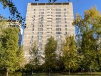 проезд Ореховый, дом 23 к.1. многоквартирный дом