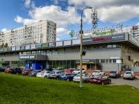 улица Кантемировская, дом 6 к.1. торговый центр