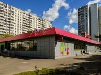 """улица Кантемировская, дом 18 к.1. универсам """"Пятерочка"""""""