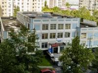 Каширское шоссе, дом 57 к.5. офисное здание