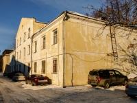 Каширское шоссе, дом 66 к.3. офисное здание