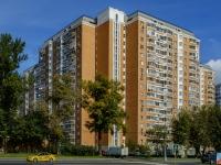 ,  , house 13 к.1. Apartment house
