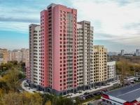 Москворечье-Сабурово район, улица Борисовские Пруды, дом 7 к.2. многоквартирный дом