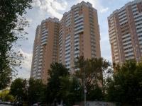 Москворечье-Сабурово район, улица Москворечье, дом 2 к.1. общежитие
