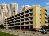 улица Москворечье, дом 2 к.3. гараж / автостоянка