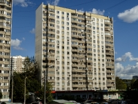 Moscow, , Proletarsky avenue, house 19 к.3