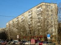 улица Академика Миллионщикова, дом 13 к.1. многоквартирный дом