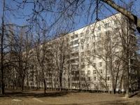 улица Академика Миллионщикова, дом 13 к.2. многоквартирный дом