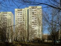 улица Академика Миллионщикова, дом 14 к.1. многоквартирный дом