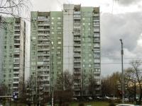 улица Академика Миллионщикова, дом 14 к.2. многоквартирный дом
