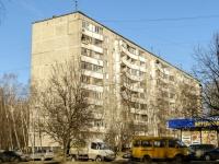 улица Академика Миллионщикова, дом 17. многоквартирный дом
