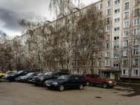 улица Академика Миллионщикова, дом 18. многоквартирный дом