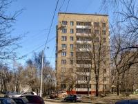 улица Академика Миллионщикова, дом 21. многоквартирный дом