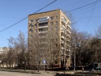 улица Академика Миллионщикова, дом 23. многоквартирный дом
