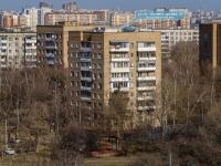улица Академика Миллионщикова, дом 25. многоквартирный дом