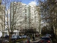 улица Академика Миллионщикова, дом 35 к.2. многоквартирный дом