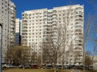 улица Академика Миллионщикова, дом 35 к.3. многоквартирный дом