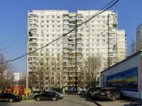 улица Академика Миллионщикова, дом 35 к.4. многоквартирный дом