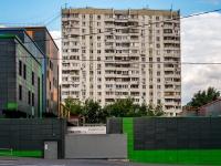 Нагатино-Садовники район, Варшавское шоссе, дом 53 к.4. многоквартирный дом