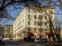 проезд Каширский, дом 5. офисное здание