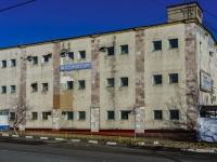 проезд Каширский, дом 17. офисное здание