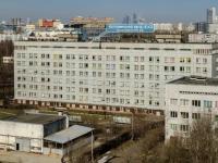 район Нагатино-Садовники, проезд Коломенский, дом 4 к.2. родильный дом