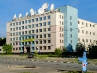район Нагатино-Садовники, проезд Коломенский, дом 13А. офисное здание