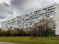 район Нагатино-Садовники, проезд Коломенский, дом 14 к.1. многоквартирный дом
