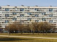 район Нагатино-Садовники, проезд Коломенский, дом 14 к.2. многоквартирный дом
